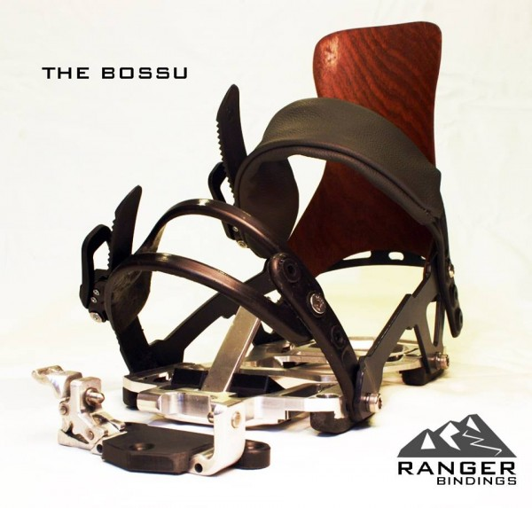Ranger Splitboard Bindings - The Bossu