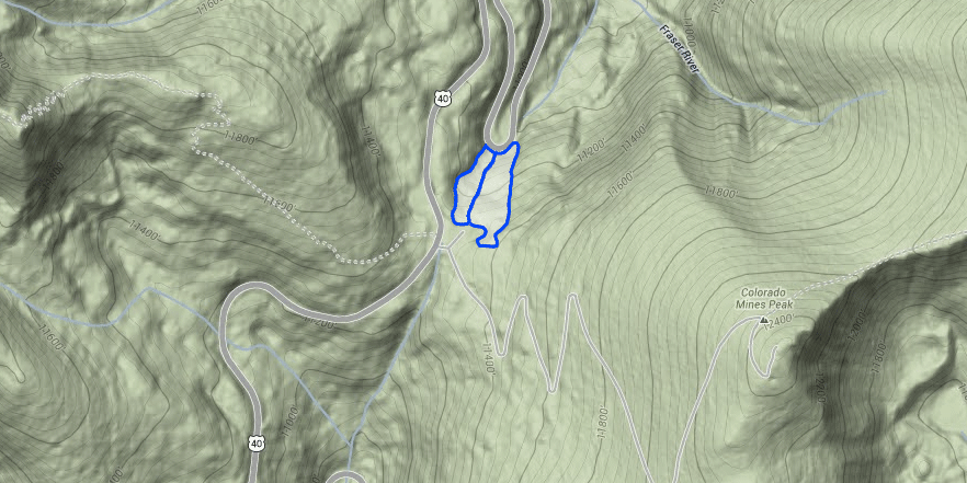 Basic Laps On The North Side of The Pass